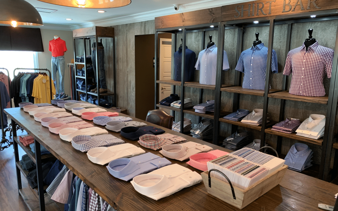 Custom Dress Shirts in Woodstock, GA